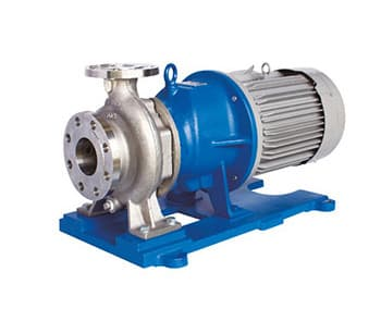 Magnetic Centrifugal Pumps - Metallic