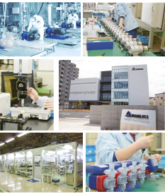 IWAKI Japan pumps manufacturer