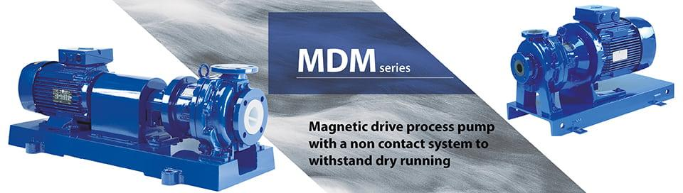 magnetic centrifugal pumps